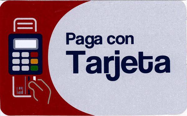 PAGO CON TARJETA HABILITADO