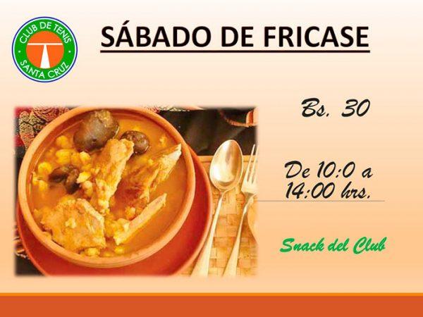 SABADO DE FRICASE